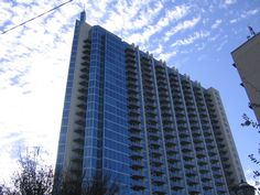 Spire Midtown was the second of the Novare-built Midtown Atlanta Condos. Still and awesome building!