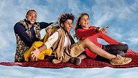 Jamillah y Aladdin - Vídeos y juegos de Clan TV - RTVE.es Aladdin, Tv, Painting, 4 Year Olds, Cartoon, Television Set, Painting Art, Paintings, Painted Canvas