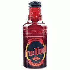 True Blood Beverage Cardboard Stand-Up