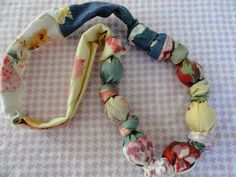 Gift idea for friends who are expecting/have little ones   Rachel's Nest: DIY nursing/teething necklace