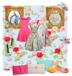 """""""Tea For Three"""" by alicia-king on Polyvore"""