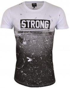 Carisma Vico T-Shirt Wit , Roberto-Romero