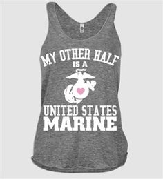ALL BRANCHES My Other Half Tank by VelvetandStoneShop on Etsy, $40.50 This is ADORABLE! I want it!