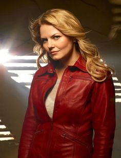I adored this leather jacket worn by Jennifer Morrison on Once Upon A Time. Apparently they sell a replica you can get on eBay for about $112.