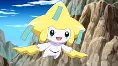 Jirachi, the Mythical Pokémon from Generation is finally coming to Pokémon Go. Attendees of next week's Go Fest in Chicago will be able to capture Jirachi after completing a series of quests. Snorlax Pokemon Go, New Pokemon, Pikachu, Best Grass Type Pokemon, Pokemon Rules, Mythical Pokemon, Types Of Fairies, Pokemon Pictures, Bulbasaur