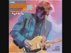 """Dave Edmunds Band - I Knew The Bride David William """"Dave"""" Edmunds (born 15 April 1944) is a Welsh singer, guitarist and record producer. Although he is mainly associated with pub rock and new wave, and had many hits in the 1970s and early 1980s, his natural leaning has always been towards 1950s style rock and roll."""