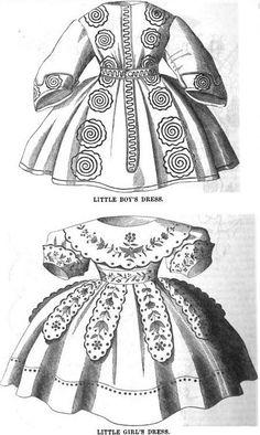 Ladies Of The 1860s: Arthur's For November 1861