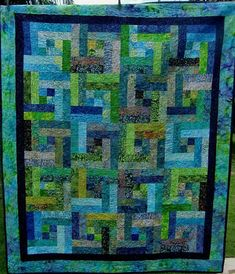 Jelly Roll Contemporary Quilts   Tropical Modern Batik Jelly Roll Bali Pop by KoloaQuiltsandMore