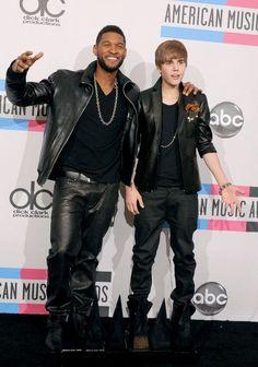 Usher baby