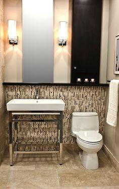 Pic Of Bathroom Tile Ideas Inspiration Gallery The Tile Shop sandalwood brushed filled