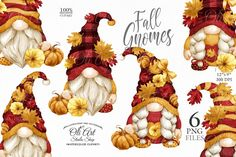 Fall Clip Art, Summer Clipart, Card Making Supplies, Art File, Cute Characters, Fall Flowers, Fall Pumpkins, Art Images, How To Draw Hands
