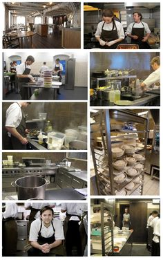 Always good to see a busy kitchen. Each piece of equipment should be used to the max!