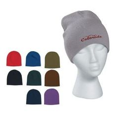 Knit Beanie Cap - CUSTOMIZE