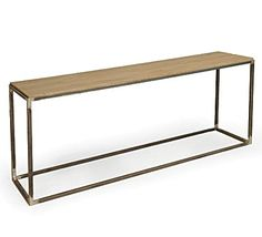 TritterFeefer	  	 San Blas console 82x18x30  *lots of great finishes including textured painted gray, etc.