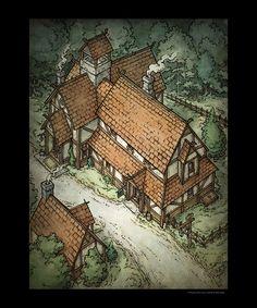 The Tavern (Artist's Print)
