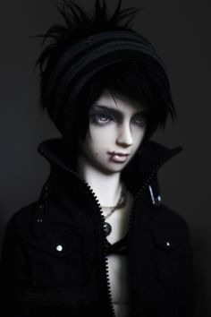 Volks SDGr Amelia boy Faceup by faintpulse/alientune