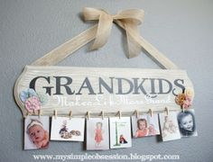 diy grandparents day gift ideas - Google Search