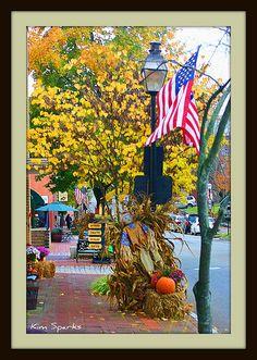 Main Street Jonesborough, TN