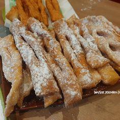 Pączki drożdżowe bardzo stary i sprawdzony przepis - Swojskie jedzonko French Toast, Bread, Breakfast, Food, Breads, Hoods, Meals, Bakeries