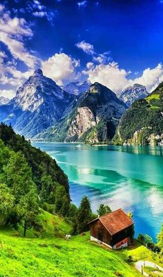 Discover the most beautiful places in Switzerland