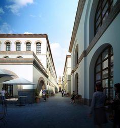 Bank - Architecture & Urban design studio