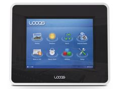 Looqs MeeFrame Wireless Internet-Connected Digital Photo Frame - - Product Description: Looqs MeeFrame digital true touch screen photo frame has direct WiFi c Best Digital Photo Frame, Ipad Photo, Internet Radio, Christmas Wishes, Fathers Day Gifts, Wifi, Cool Things To Buy, Pictures, Photos