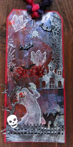Schaerfchens Kreative Welt: Spooky-Tag