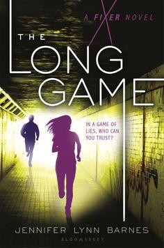 Jennifer Lynn Barnes - The Long Game