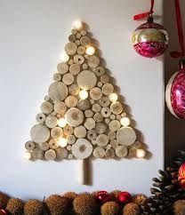 Afbeeldingsresultaat voor knutselen met hout voor kerst
