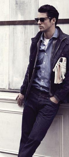 Matthew Goode - I wish he was waiting for me...