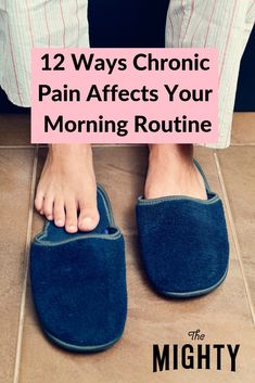 12 Ways Chronic Pain Affects Your Morning Routine Fatigue Causes, Chronic Fatigue Syndrome, Night Time Routine, Morning Routines, Rheumatoid Arthritis, Autoimmune Arthritis, Ibs, Chronic Illness Quotes, Fibromyalgia