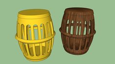 Bancos Garden Seat - 3D Warehouse