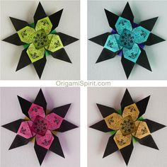 Need a lovely hand-made gift for someone special? This Quilt Star is a double gift. In making it you will be giving yourself some time of peaceful meditation and joy, and also end up with something you can give as a meaningful present: an ornament made with your own hands. I named this model 'Quilt […]