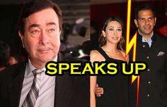 Dad Randhir Kapoor Speaks Up On Karisma Kapoor- Sunjay Kapur Divorce!