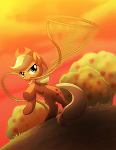 MLP - Applejack by AylaStarDragon.deviantart.com on @deviantART