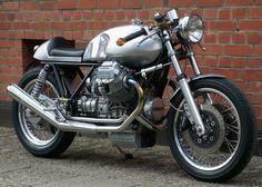 Moto Guzzi LeMans - Pipeburn - Purveyors of Classic Motorcycles, Cafe Racers & Custom motorbikes