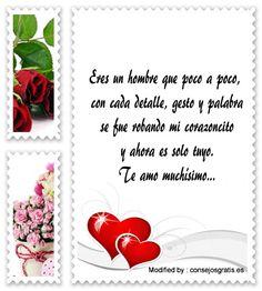 bonitas dedicatorias de amor para mi esposa,tarjetas con pensamientos de amor para mi esposa: http://www.consejosgratis.es/las-mejores-frases-de-amor-para-enviar-por-celular/