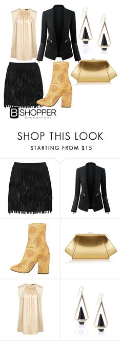 """""""Bshopper"""" by bshoppers ❤ liked on Polyvore featuring Alice + Olivia, Chicsense, Dries Van Noten, ZAC Zac Posen and Joseph"""