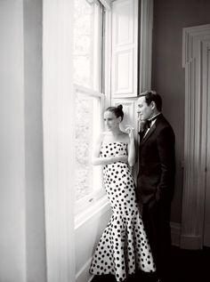 Sarah Jessica Parker in American Vogue