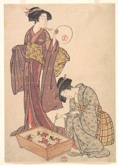 Шигимаса | Японская гравюра
