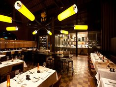 Restaurant in Gent: Volta