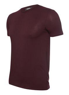 DSquared Burgundy T shirt from Filati