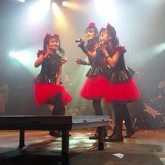 BABYMETAL WORLD TOUR 2015 in JAPAN    Zepp Namba OSAKA JAPAN 17 September 2015