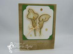 Remarkable you Techniques d'aquarelle sur http//:Jardindepapier.com Utilisez les messages de vos étampes pour décorer vos cartes, pages de scrapbooking et tous vos projets créatifs.