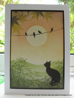 Crafty Salutations: Where has the week gone? Dog Cards, Bird Cards, Card Making Inspiration, Making Ideas, Inkylicious Cards, Pet Sympathy Cards, Greeting Cards, Lavinia Stamps Cards, Embossed Cards