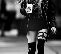 I want this garter belt...