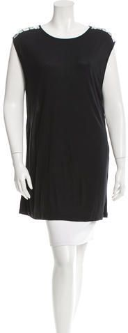 Givenchy Embellished Sleeveless Tunic
