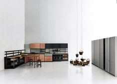 Italian brand Boffi will present a modular kitchen system by Spanish designer Patricia Urquiola at its Chelsea showroom during London Design Festival 2015.
