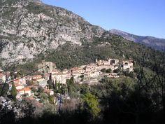 Gorbio // villages to visit near Menton