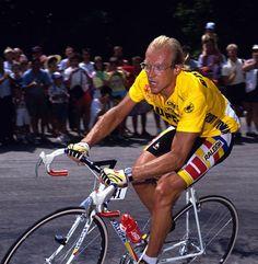 Laurent Fignon - cyclisme - Tour de France